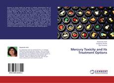 Bookcover of Mercury Toxicity and Its Treatment Options