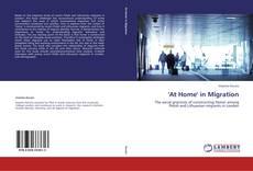Buchcover von 'At Home' in Migration