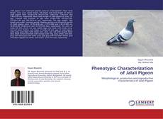 Bookcover of Phenotypic Characterization of Jalali Pigeon