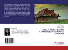 Borítókép a  Study of Technology for Earthquake Resistant Rural Structures - hoz