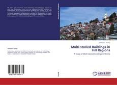 Buchcover von Multi-storied Buildings in Hill Regions