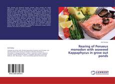 Buchcover von Rearing of Penaeus monodon with seaweed Kappaphycus in grow out ponds