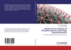 Portada del libro de Performance Analysis of WCDMA Systems with High Speed Networks