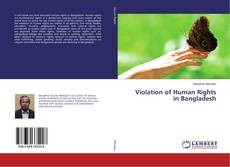 Bookcover of Violation of Human Rights in Bangladesh