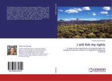 Bookcover of I will fish my rights