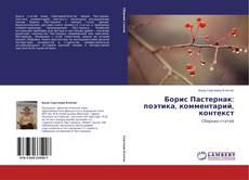 Capa do livro de Борис Пастернак: поэтика, комментарий, контекст