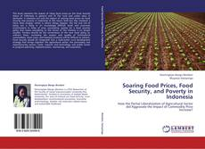 Couverture de Soaring Food Prices, Food Security, and Poverty in Indonesia