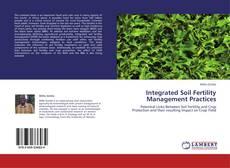 Portada del libro de Integrated Soil Fertility Management Practices