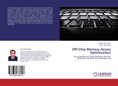 Buchcover von Off-Chip Memory Access Optimization