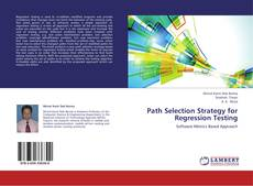 Bookcover of Path Selection Strategy for Regression Testing