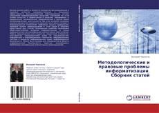 Методологические и правовые проблемы информатизации. Сборник статей kitap kapağı