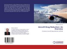 Bookcover of Aircraft Drag Reduction: An Overview
