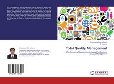 Bookcover of Total Quality Management