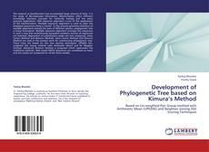 Bookcover of Development of Phylogenetic Tree based on Kimura's Method