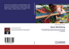 Basic Marketing kitap kapağı