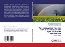 Bookcover of Производство пеллет как инновационный путь развития экономики