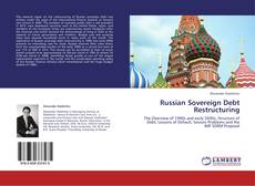 Russian Sovereign Debt Restructuring kitap kapağı