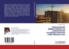 Copertina di Повышение эффективности управления государственной собственностью