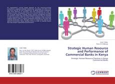 Copertina di Strategic Human Resource and Performance of Commercial Banks in Kenya