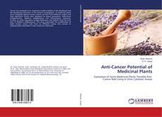 Copertina di Anti-Cancer Potential of Medicinal Plants