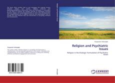 Buchcover von Religion and Psychiatric Issues