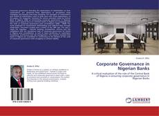 Bookcover of Corporate Governance in Nigerian Banks