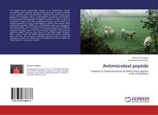 Couverture de Antimicrobial peptide