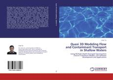 Portada del libro de Quasi 3D Modeling Flow and Contaminant Transport in Shallow Waters