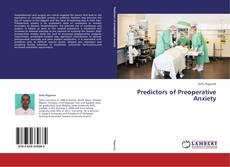 Couverture de Predictors of Preoperative Anxiety