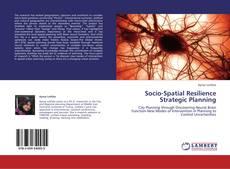 Couverture de Socio-Spatial Resilience  Strategic Planning