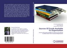 Copertina di Sources Of Funds Available To Organisation