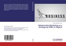 Buchcover von Relationship Marketing as a Strategy by SMEs in Nigeria