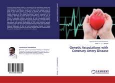 Genetic Associations with Coronary Artery Disease kitap kapağı