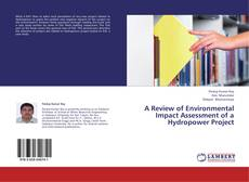 Bookcover of A Review of Environmental Impact Assessment of a  Hydropower Project