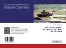 Bookcover of Reliability Analysis: Background and Basic Terminology