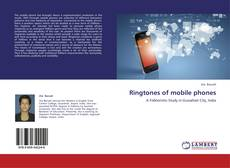 Copertina di Ringtones of mobile phones