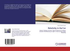 "Bookcover of Relativity in Kor""an"