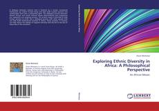 Capa do livro de Exploring Ethnic Diversity in Africa: A Philosophical Perspective