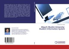 Bookcover of Aligarh Muslim University- Student Information System