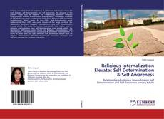 Bookcover of Religious Internalization Elevates Self Determination & Self Awareness