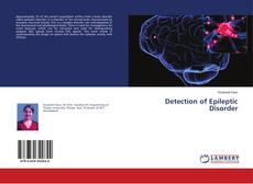 Detection of Epileptic Disorder kitap kapağı