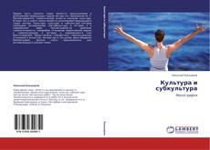 Культура и субкультура kitap kapağı