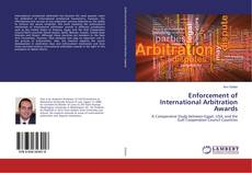 Bookcover of Enforcement of International Arbitration Awards