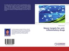Buchcover von Newer targets for anti-inflammatory drugs