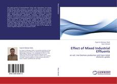 Bookcover of Effect of Mixed Industrial Effluents