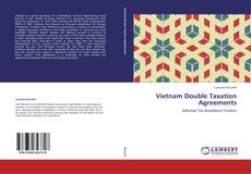 Bookcover of Vietnam Double Taxation Agreements