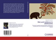 Buchcover von Risk and resilience in adolescents