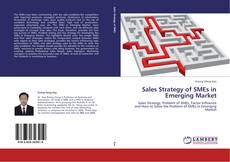 Bookcover of Sales Strategy of SMEs in Emerging Market