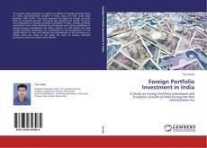 Foreign Portfolio Investment in India的封面