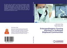 Portada del libro de Enteropathogens Causing Diarrhea in  Sudanese Displaced Communities